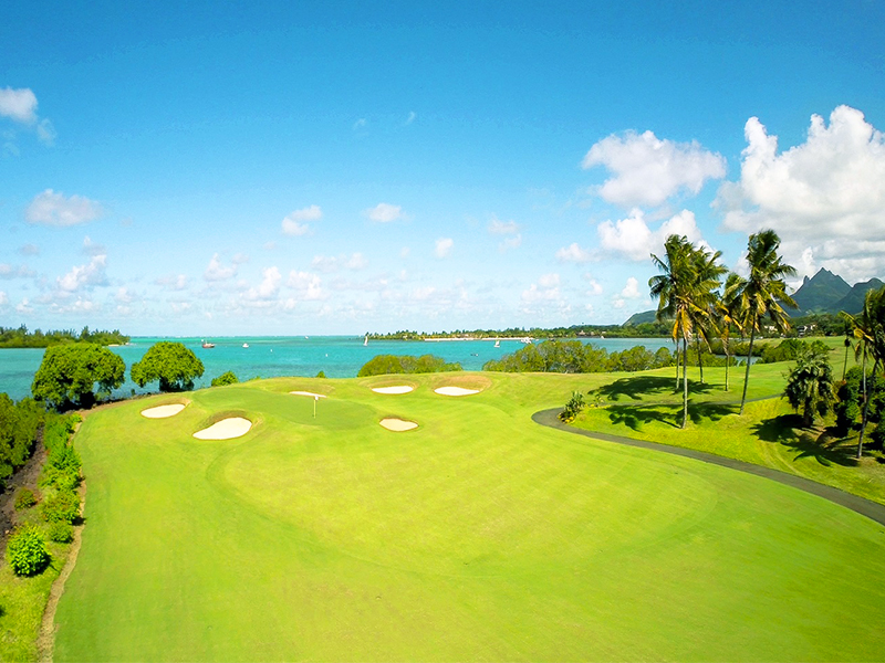 L'Exceptionnel Four Seasons Golf Club Mauritius At Anahita